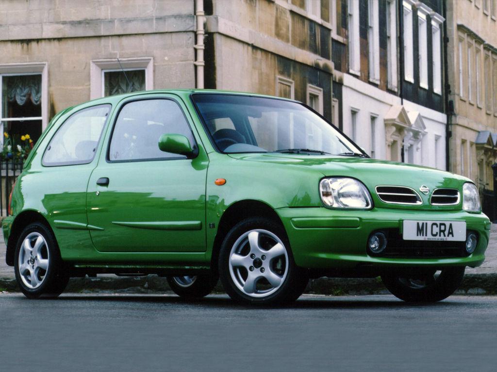 Nissan Micra  K11  1 0  60 Hp